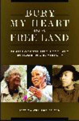 cover of Bury my heart in a free land