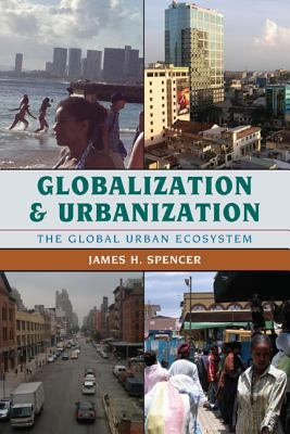 Globalization and Urbanization book cover image