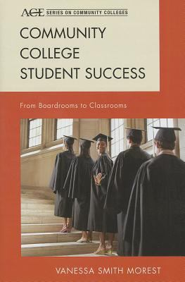 Cover Image: CommCollege Student Success