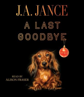 cover of A Last Goodbye