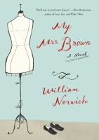 Cover art for My Mrs. Brown