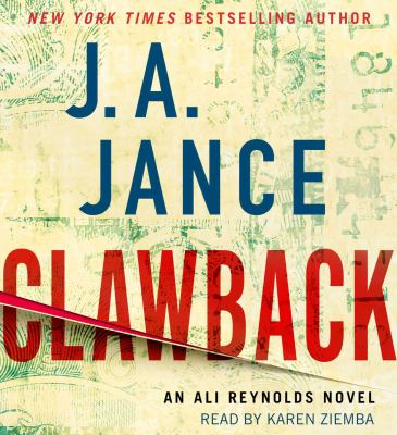 cover of Clawback: A Novel