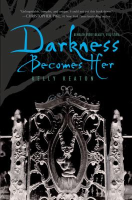 Cover image for Darkness becomes her