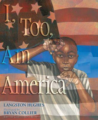 Cover image for I, too, am America