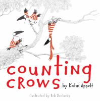 Counting+crows by Appelt, Kathi © 2015 (Added: 6/15/16)
