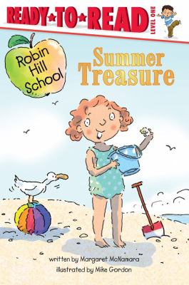 Cover image for Summer treasure