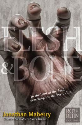 Cover image for Flesh & bone