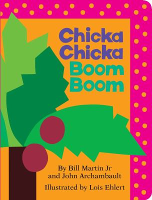 chicka chicka boom boom cover art