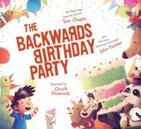 The+backwards+birthday+party by Chapin, Tom © 2015 (Added: 7/18/17)