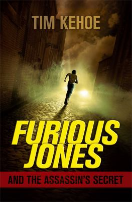 Cover image for Furious Jones and the assassin's secret