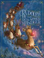 Cover art for Rudolph the Red-Nosed Reindeer