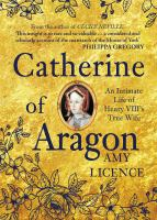 Cover art for Catherine of Aragon