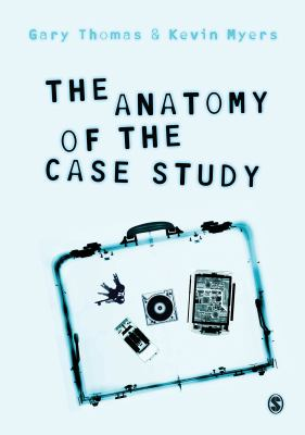 Book jacket for The Anatomy of the Case Study