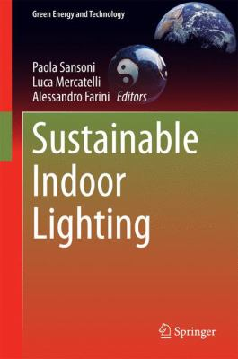Sustainable Indoor Lighting book cover image