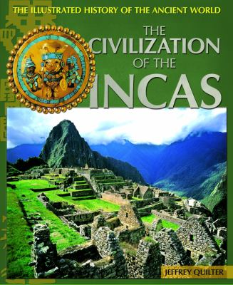 The Civilization of the Incas book cover image