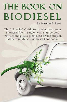 Book on biodiesel covver art