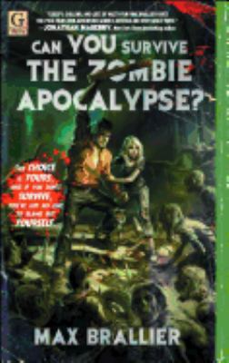 Can You Survive the Zombie Apocalypse? cover