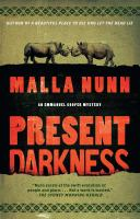 Cover art for Present Darkness