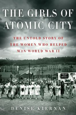 Cover image for The girls of Atomic City