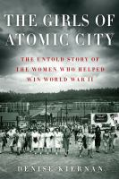 Cover art for The Girls of Atomic City