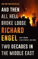 Cover art for And Then All Hell Broke Loose