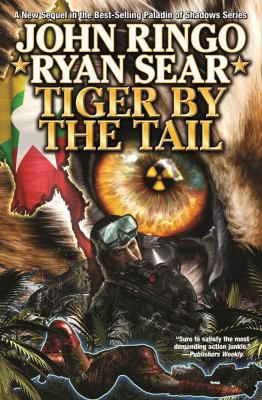 Cover image for Tiger by the tail 