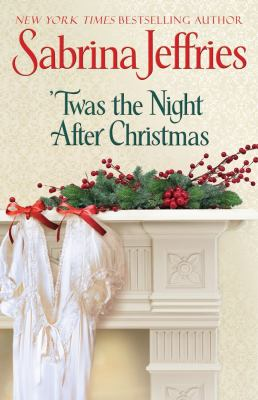 Cover image for 'Twas the night after Christmas