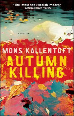 cover of Autumn Killing