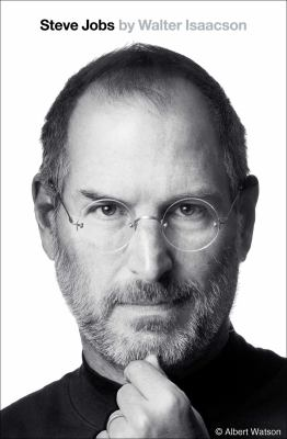 Cover image for Steve Jobs 