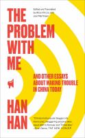 Cover art for The Problem With Me