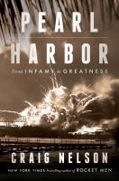 Cover art for Pearl Harbor