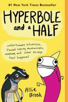 Cover art for Hyperbole and a Half