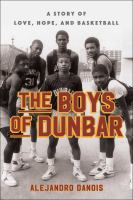 Cover art for The Boys of Dunbar