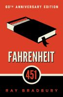 Cover art for Fahrenheit 451