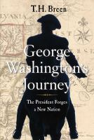 Cover art for George Washington Journey
