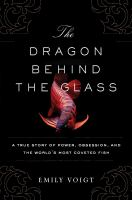 Cover art for The Dragon Behind Glass