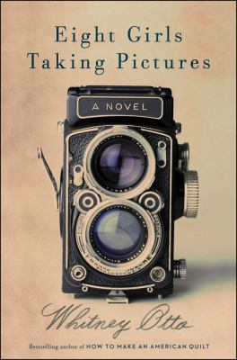 Cover image for Eight girls taking pictures
