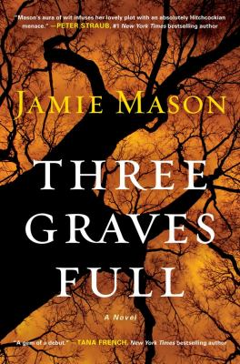 Cover image for Three graves full