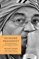 Cover art for Madame President