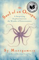 Cover of The Soul of an Octopus