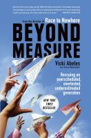 Cover of Beyond Measure