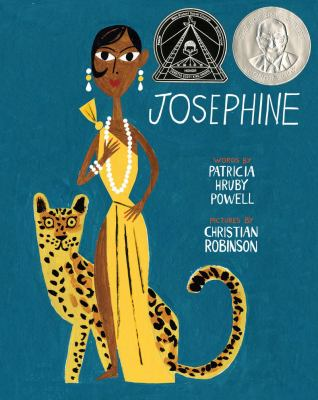 Josephine by Patricia Hruby Powell; Christian Robinson (Illus)