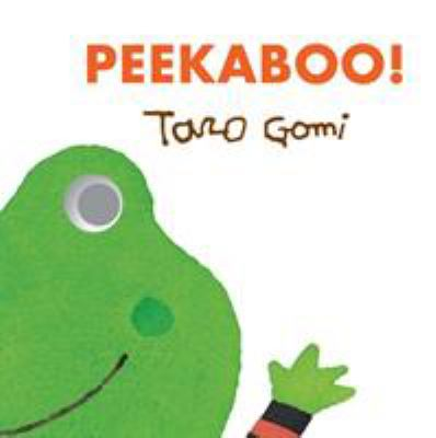 Cover image for Peekaboo!