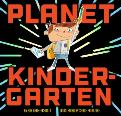 cover of Planet Kindergarten
