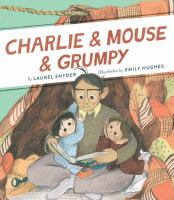 Charlie++mouse++grumpy by Snyder, Laurel © 2017 (Added: 11/13/17)