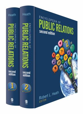 Encyclopedia of Public Relations (2nd edition - ebook) cover