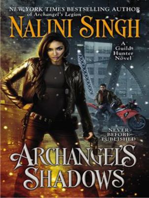 cover of Archangel's Shadows