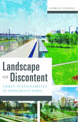 landscape of discontent book cover