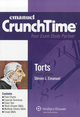 CrunchTime for Torts