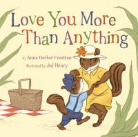 Cover art for Love Your More Than Anything